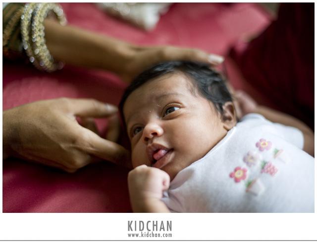 Namkaran Samskar Photography For Baby Aleeyah Naming