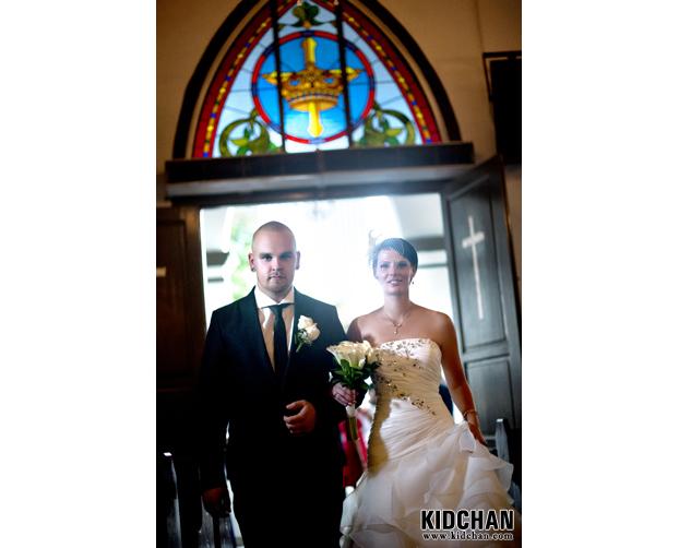 wedding Zion Lutheran Church